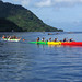 Rounding the Mark, Huahine