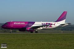 HA-LWG - 4308 - Wizzair - Airbus A320-232 - Luton - 110408 - Steven Gray - IMG_3940