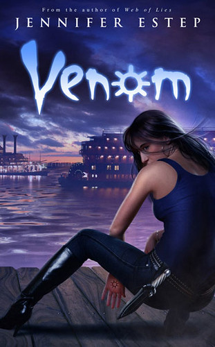 September 28th 2010 by Pocket      Venom  (Elemental Assassin #3) by Jennifer Estep