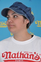 Stephanie Torres (Don Sturdy) Tags: hotdog lasvegas hdb newyorknewyork nathans mle qualifier adrianmorgan seangordon stephanietorres