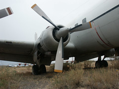 C118n (Proplinerman) Tags: aircraft douglas propellor dc6 propliner greybull dc6b c118 pistonliner n51599