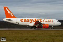 G-EZAI - 2735 - Easyjet - Airbus A319-111 - Luton - 110117 - Steven Gray - IMG_7990