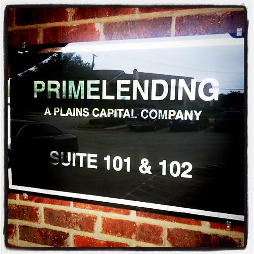 PRIMELENDING Tyler TX Home Mortgage Loans