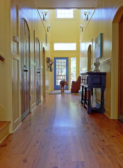 Hallway Front Door