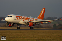 G-EZBJ - 3036 - Easyjet - Airbus A319-111 - Luton - 110131 - Steven Gray - IMG_8728