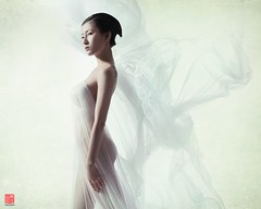 Timeless (Von Wong) Tags: beauty asian japanese movement time miyuki damour diypfav