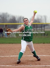 7I1R8296 (warren.robison) Tags: girls sports girl sport ball out photography action central first indiana christian highschool varsity softball bethesda pitcher triton basemen filder fairland ihsaa
