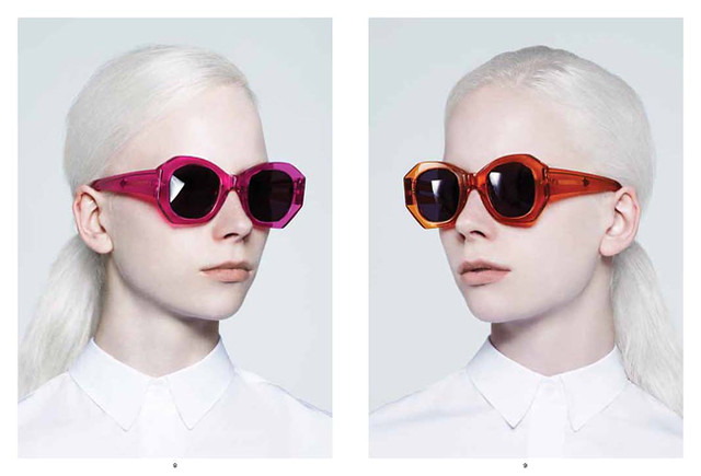 Karen Walker Eyewear 2011 lookbook - 2