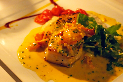 Sweet Bordeaux - Bass & Lobster Dish Pairing