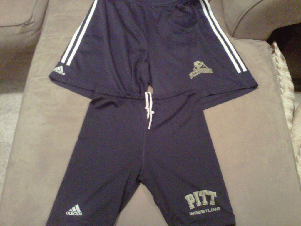 PITT Compression Shorts (Spandex) and Shorts