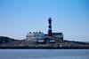 Landego Lighthouse (Bozze) Tags: lighthouse hurtigruten landego wwwoppnahorisonterse norgeapril2011
