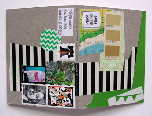 4.30.11 Mailart little books4