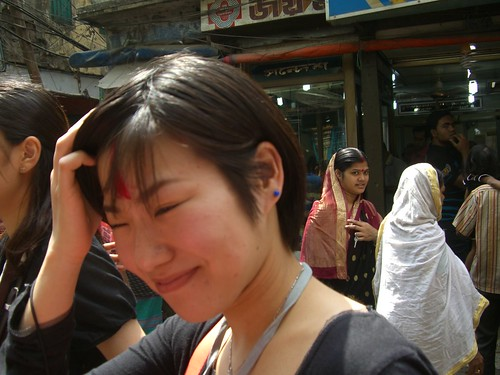 [Bangladesh] ヒンズーの洗礼