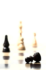 The Pawn (ICT_photo) Tags: white black quote board chess bodie pawn thewire ictphoto ianthomasguelphontario