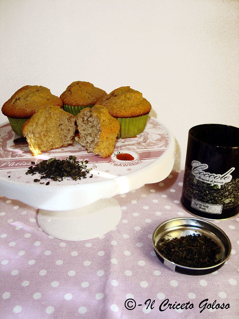 Muffins al tè alla menta 2