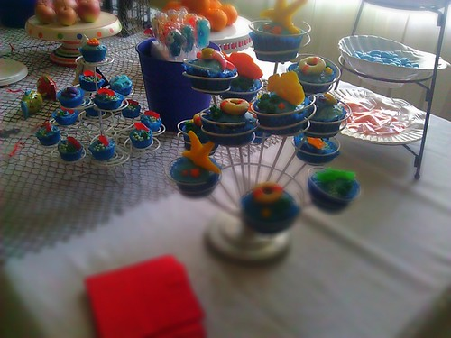 boating party by Lisas Dessert Tables