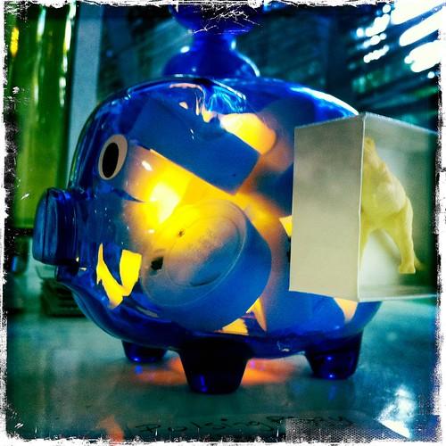 Pig (120/365) by elawgrrl
