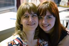 Karen and Audrey (ztirfpic) Tags: ak jk kk 2011 rayya kochers