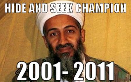 """osama bin laden tattoo. body of Osama Bin Laden."""""""