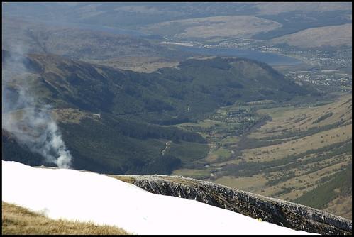North West Ridge of Sgurr a' Mhaim
