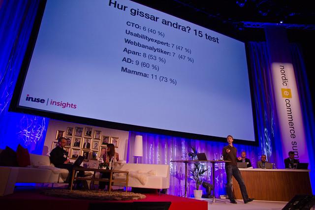 Lars Johansson, Outfox, Nordic E-commerce Summit