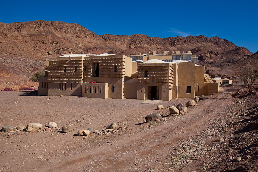 feynan eco lodge in jordan
