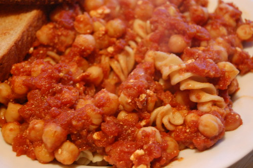 Balsamic tomato sauce