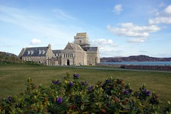 Iona Abbey (David Alexander Elder) Tags: uk nature beautiful scotland landscapes unitedkingdom awesome escocia schottland schotland ecosse scozia skotlanti skotland     skotsko    kotska kotija   eskosya