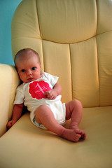 Scout 1 month - chair 01