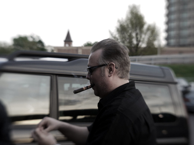 Cincinnati Profile Cigar Smoke