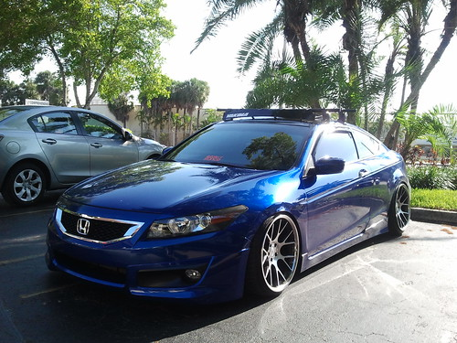 Installed Yakima Roof Rack Drive Accord Honda Forums