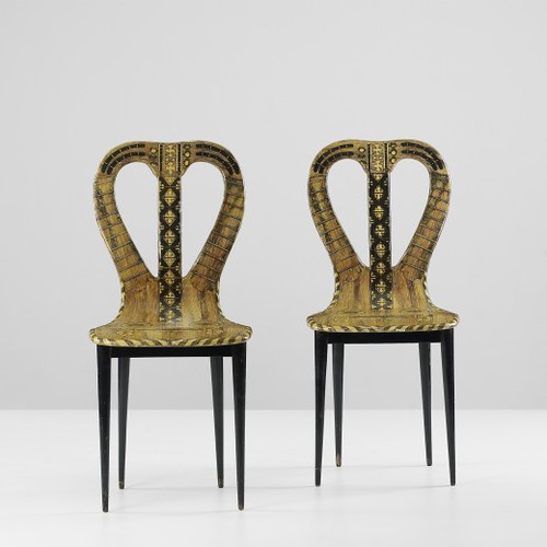 Piero Fornasetti, Musicale chairs