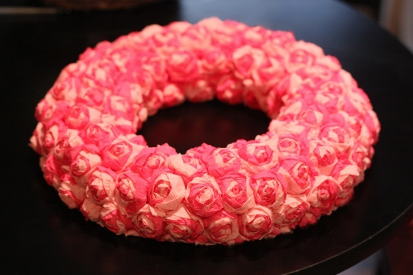 Rose Wreath, 4