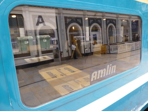 Charter Train to the Amlin Challenge Cup Final