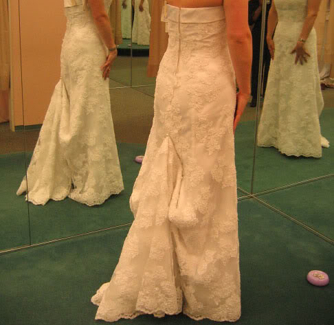 American Bustle, maryland bridal shop, wedding dresses