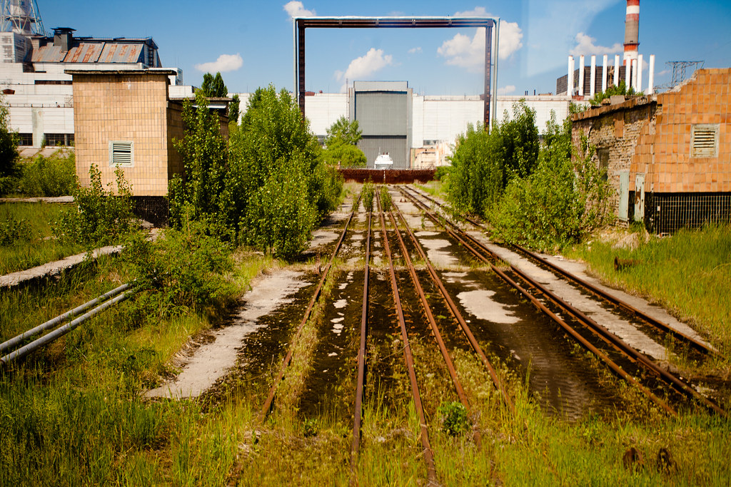 Chernobyl: Trained tracks