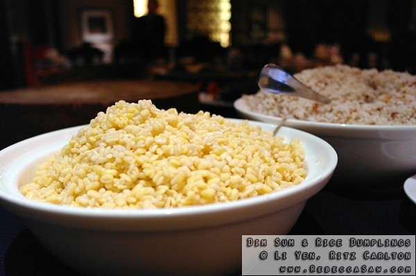 Dim Sum N Rice Dumplings At Li Yen Ritz Carlton-06