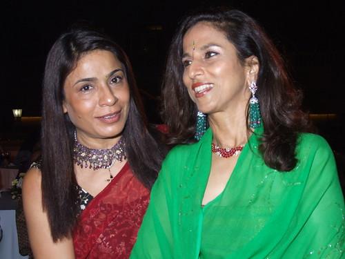 Rashmi Uday Singh & Shobhaa De
