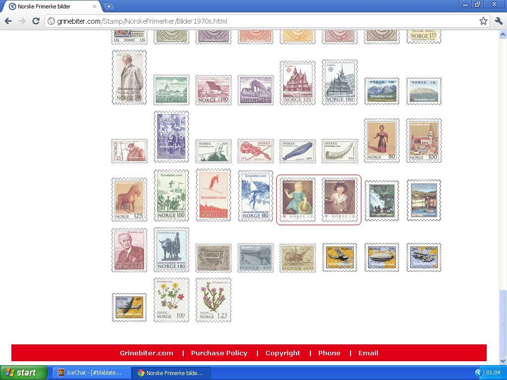 frimerker førstedagsbrev