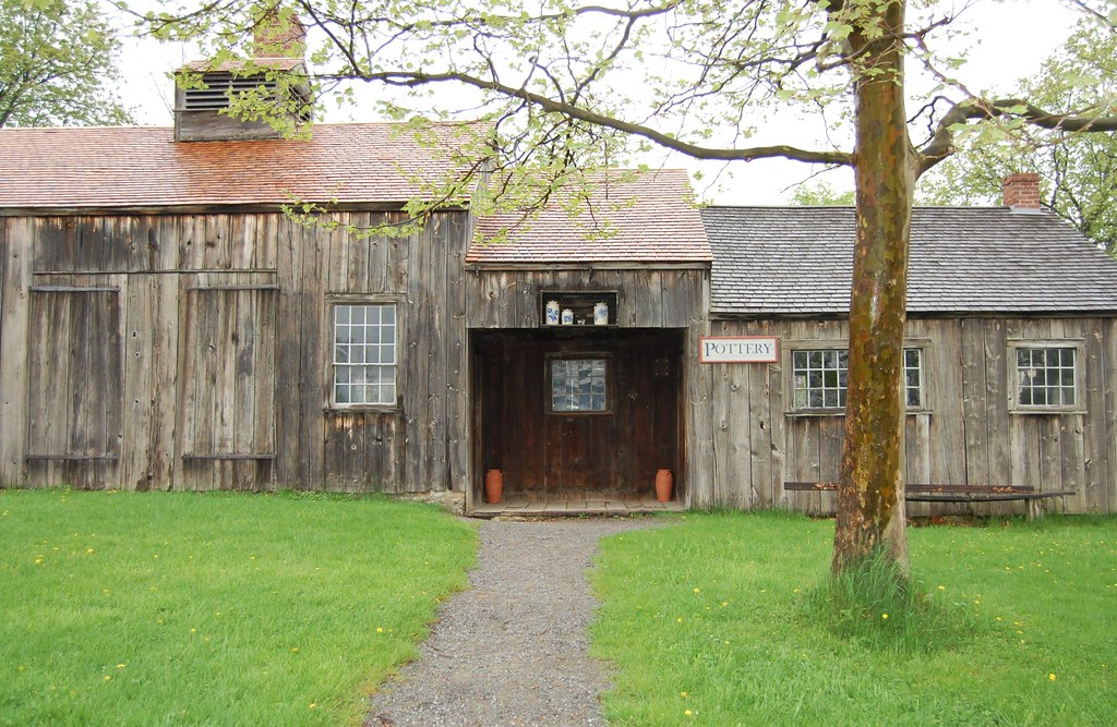 Genesee Country Museum -  Flint Hill Pottery