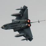 Panavia Tornado GR4 At Southend Air Show May 2011 thumbnail