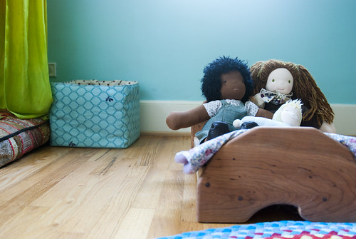 dolls from growing up sew liberated