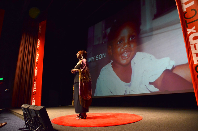 LaDonna Redmond at TEDxTC