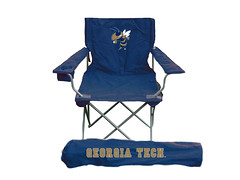 Georgia Tech TailGate Folding Camping Chair