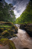 Bolton Abbey, Yorkshire Dales, The Strid (mrcheeky2009) Tags: waterfall rocks yorkshire northeast hdr yorkshiredales boltonabbey thestrid