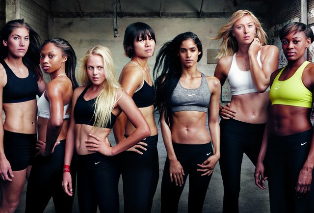 Nike – Make Yourself Team Campaign