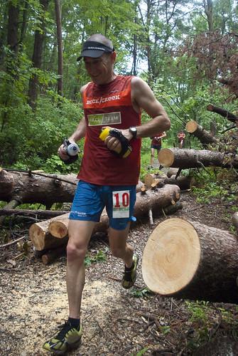 Rock/Creek Race Team member Matt Sims