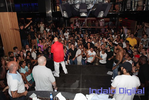Fat Joe performs live at CW by dreamers