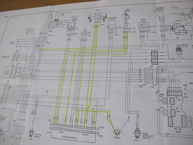 5858236779_eee9561de7_z evo sporty rewire (reduced to essentials only) Harley Wiring Diagram for Dummies at bakdesigns.co