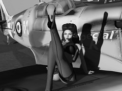 1940s Spitfire (umshlanga.barbosa) Tags: